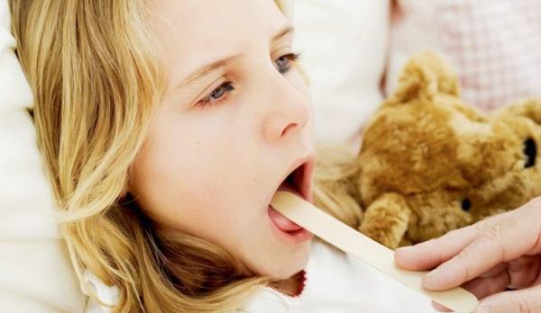 осложнение ложного крупа у ребенка