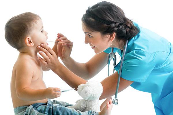 диагностика стенозирующего ларингита у детей