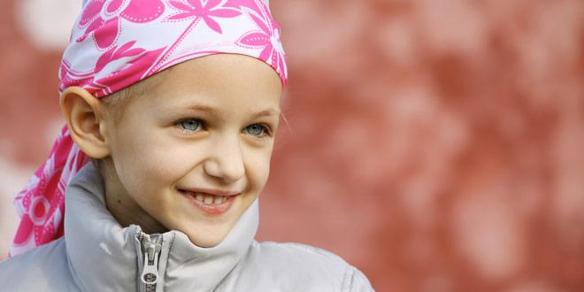 ребенок больной раком крови