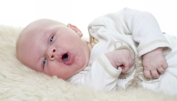Ларингит у месячного ребенка