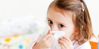 Как защитить ребенка от аллергии на пыль