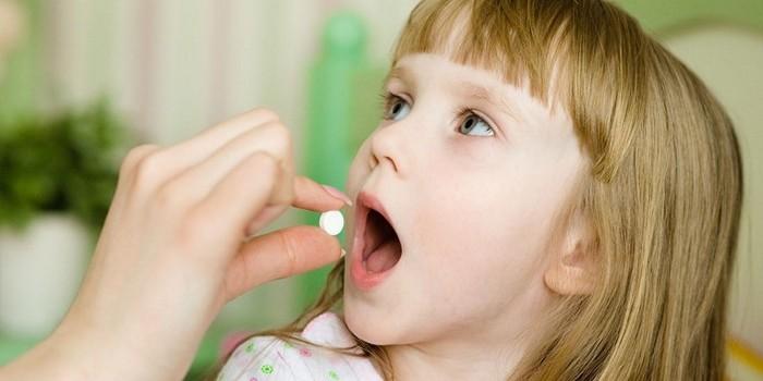 гексорал для детей