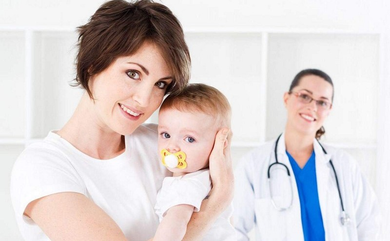 Осложнение дифтерии у детей