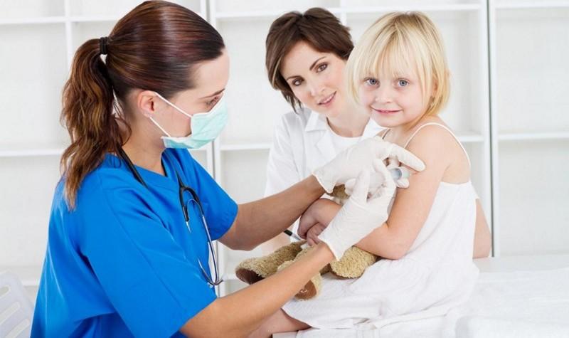Прививки от дифтерии