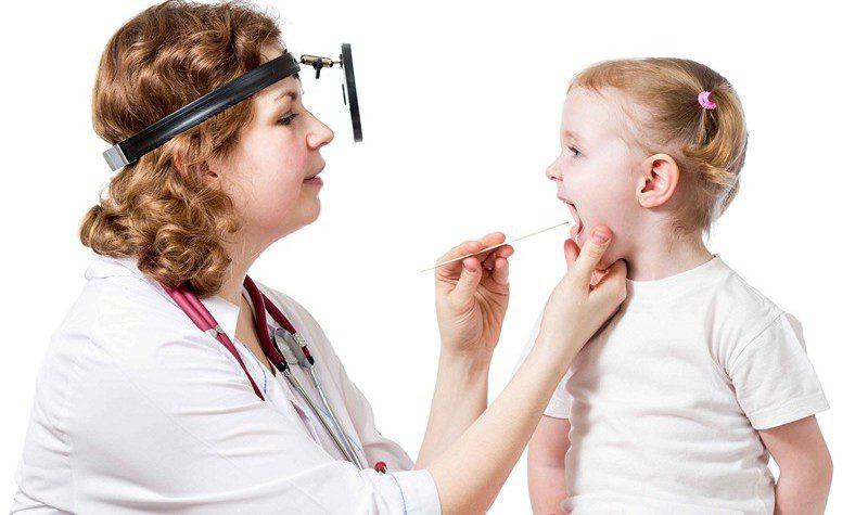 Симптомы дифтерии у детей