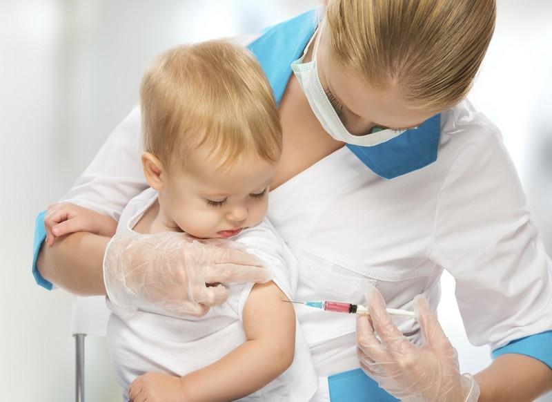 полиомиелит вакцинация