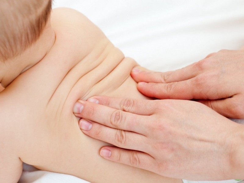 техника массажа при сколиозе у детей