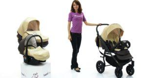 Обзор лучших колясок для новорожденных