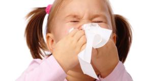 Как лечить аллергический ринит у ребенка?