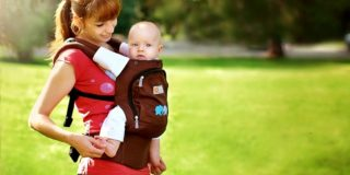 Как выбрать эрго рюкзак для переноски ребенка?