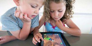 Детский планшет для игры и обучения, развивающие игры для детей от 3-х лет